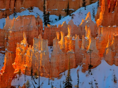 The Bryce Canyon Effect