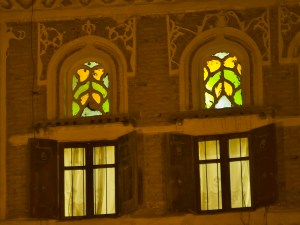 Windows of Old Sana'a # 13