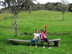 Matilde y Sofía