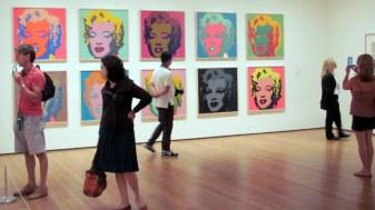 Las Marilyn Monroe de Andy Warhol de 1967