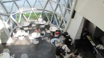 Café Gala, Museo Dalí
