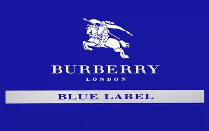 BURBERRY-BLUE LABEL-logo
