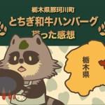 ふるさと納税 栃木県那珂川町 九州産黒毛和牛と九州産豚肉のハンバーグ8個セット