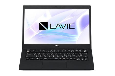 NEC LAVIE Direct PM(X)13.3型フルHD液晶搭載のハイスペックモバイルノートPC 2019年秋冬モデル【数量限定】 【寄付金額:592,000円】 イメージ