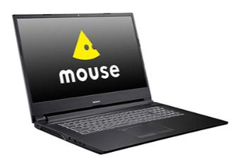 マウスコンピューター 大画面17.3型ノートPC「m-Book W890BN-M2S2-IIYAMA」 【寄付金額:470,000円】 イメージ