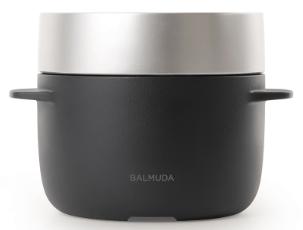 BALMUDA The Gohan ブラック イメージ