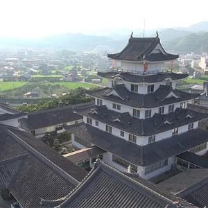 湯浅城 A会席(2名様ペア)1泊2食プラン宿泊券 イメージ