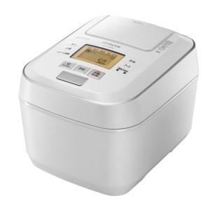 【圧力スチームIH】炊飯器(5.5合用)RZ-V100CM(W) イメージ