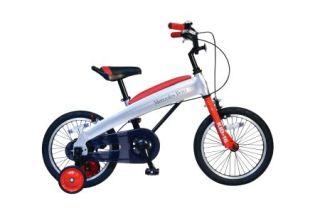 メルセデス・ベンツ 16型子供用自転車 MB‐16 色:レッド