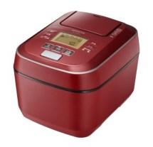 【圧力スチームIH】炊飯器(5.5合用)RZ-V100CM(R)