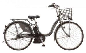 アシスタU スタンダード【色:M.XRシルバー】(電動自転車)