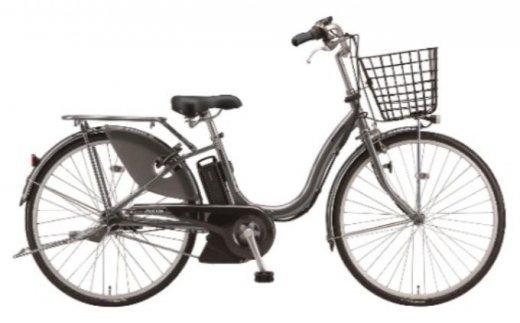アシスタU スタンダード【色:M.XRシルバー】(電動自転車) イメージ
