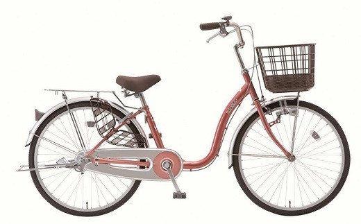 内装3段オートライト付き自転車ディオラ イメージ