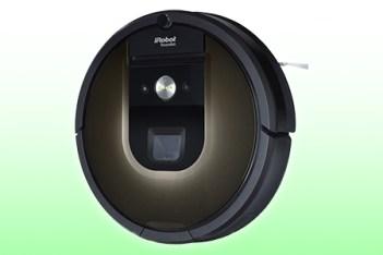 ロボット掃除機Roomba (ルンバ) 980