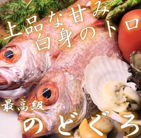 高還元率自治体ランキング:宮崎県川南町ののどぐろセット