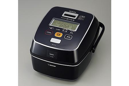 象印 圧力IH炊飯器「南部鉄器極め羽釜」(5.5合) イメージ