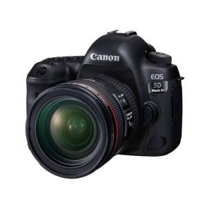 キヤノン EOS5D Mark IV(WG)EF24-70L IS USM レンズキット イメージ