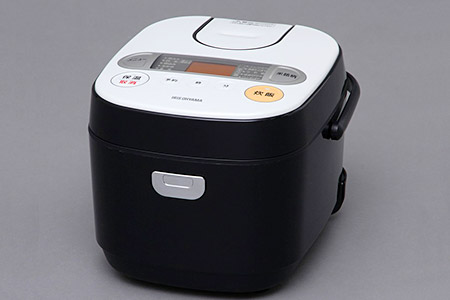 アイリスオーヤマ 銘柄炊き ジャー炊飯器  イメージ