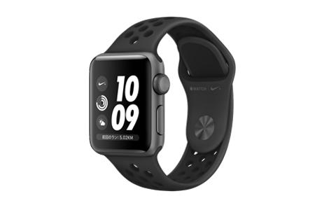 Apple Watch Nike+ GPSモデル (ブラック) ※受付終了  イメージ