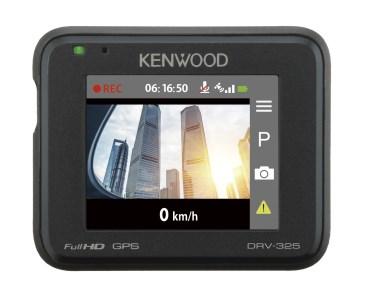 JVC ケンウッド ドライブレコーダー DRV-325 イメージ