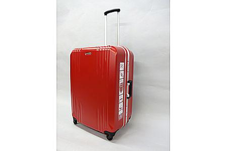 ワールドトラベラー カタノイ 日本製スーツケース 96L(レッド) イメージ