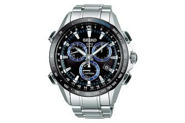 アストロン クロノグラフ腕時計