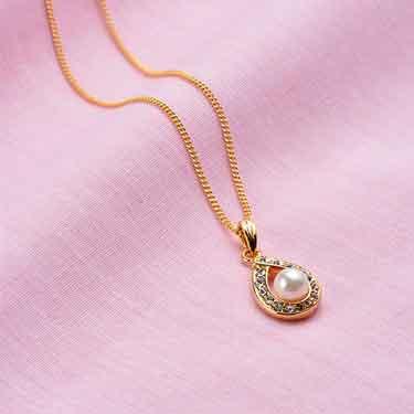 アコヤ真珠ペンダント  イメージ