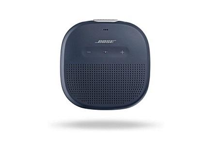 泉州タオル×Bose 泉州の華織「麗」SoundLink Micro Bluetooth speaker Midnight Blueセット【寄付金額:95,000円】 イメージ