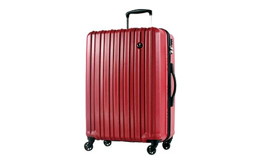 PC7258スーツケース(Sサイズ・クリムゾンレッド)  イメージ