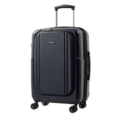 スーツケースAP7351(ワラビー)Mサイズ ブラック イメージ