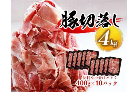 【千葉県産三元豚】元気豚 切り落とし 3kg イメージ