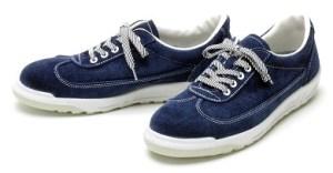 青木安全靴SK110 【ベロアを使用したスニーカータイプ】 寄付金額20,000円