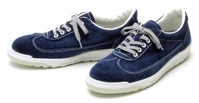 青木安全靴SK110 【ベロアを使用したスニーカータイプ】 寄付金額20,000円 イメージ