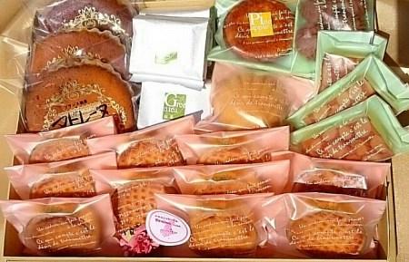 郷里淡路島・フレーズ洋菓子店の焼き菓子セット イメージ
