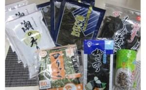 柳川海苔本舗ふるさとファミリーセット