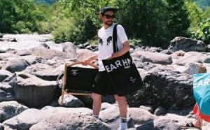 HAKUBA VALLEY OTARI オリジナルバッグ(ブラック)