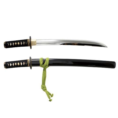 模擬刀 鵜首造り 小刀拵 鯰尾藤四郎写し  イメージ