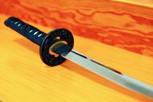 日本刀 太刀 1本 太刀白鞘 たち