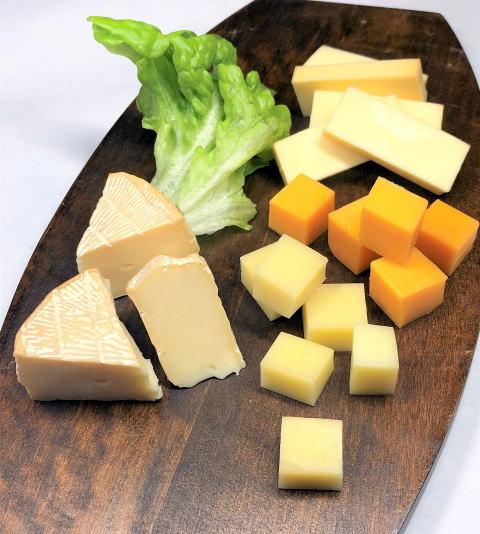 スモークチーズ味比べ イメージ