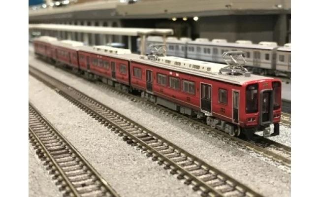 南海Nゲージ南海2000系南海・赤備え列車4両セット イメージ