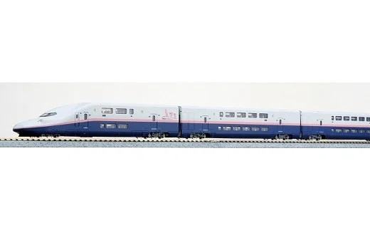 Nゲージ 日本最大のオール二階建て新幹線E4系<Maxとき>展示セット イメージ