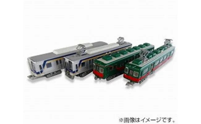 鉄道コレクション南海2000系後期型+2200系 天空 4両セット イメージ
