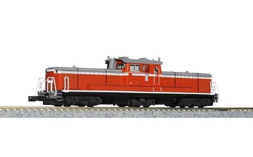 Nゲージ 長門の地を駆ける古強者。DD51形ディーゼル機関車展示セット イメージ