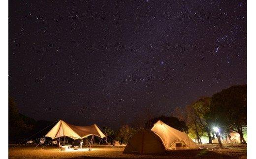 スノーピーク 手ぶらキャンプ体験コース イメージ