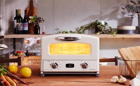 【約1~3ヶ月後お届け】アラジン グラファイトグリル&トースター【4枚焼】(ホワイト) イメージ