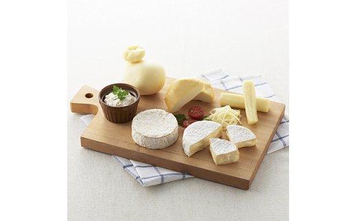 <夢民舎ブランド>はやきたチーズ色々詰合せ イメージ