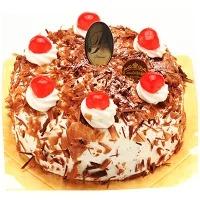 最高級洋菓子シュヴァルツベルダーキルシュトルテ イメージ