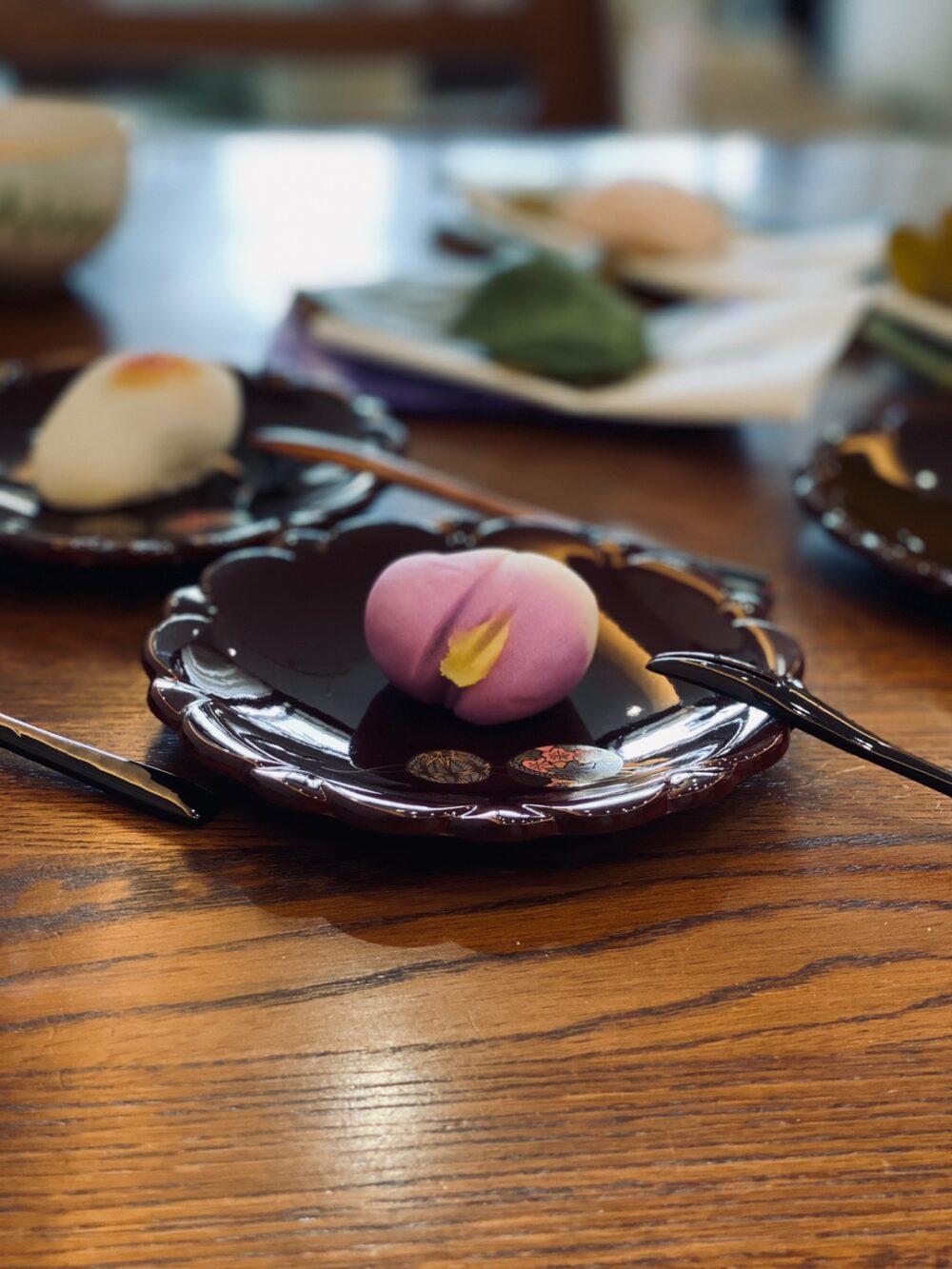 雅庵の和菓子