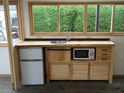 木製キッチン オーダーメイド