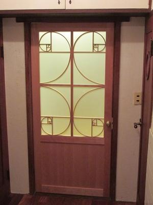 オリジナル ドア